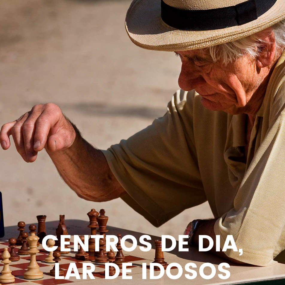 Centros de dia, Lar de idosos