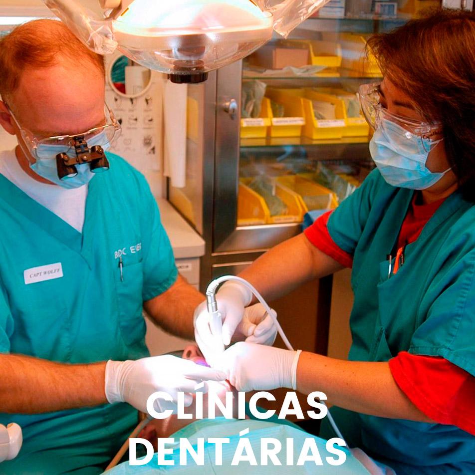 Clinicas dentárias