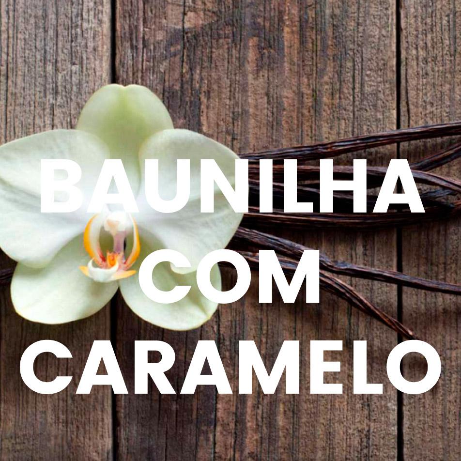 Aroma comercial – Baunilha com caramelo