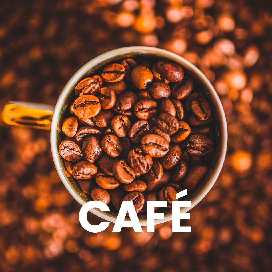 Aroma comercial Café