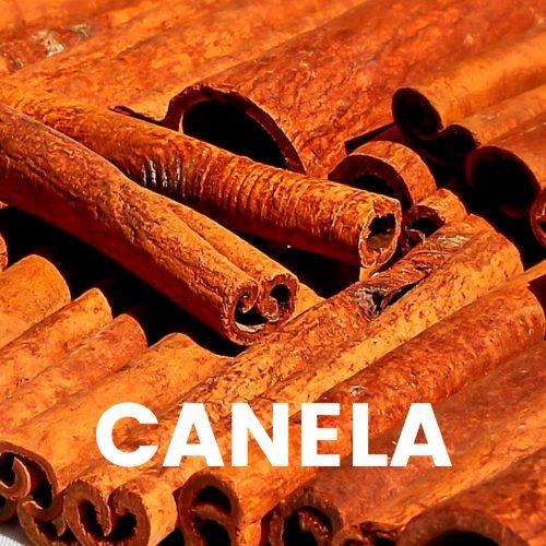 Aromas comercial - Canela