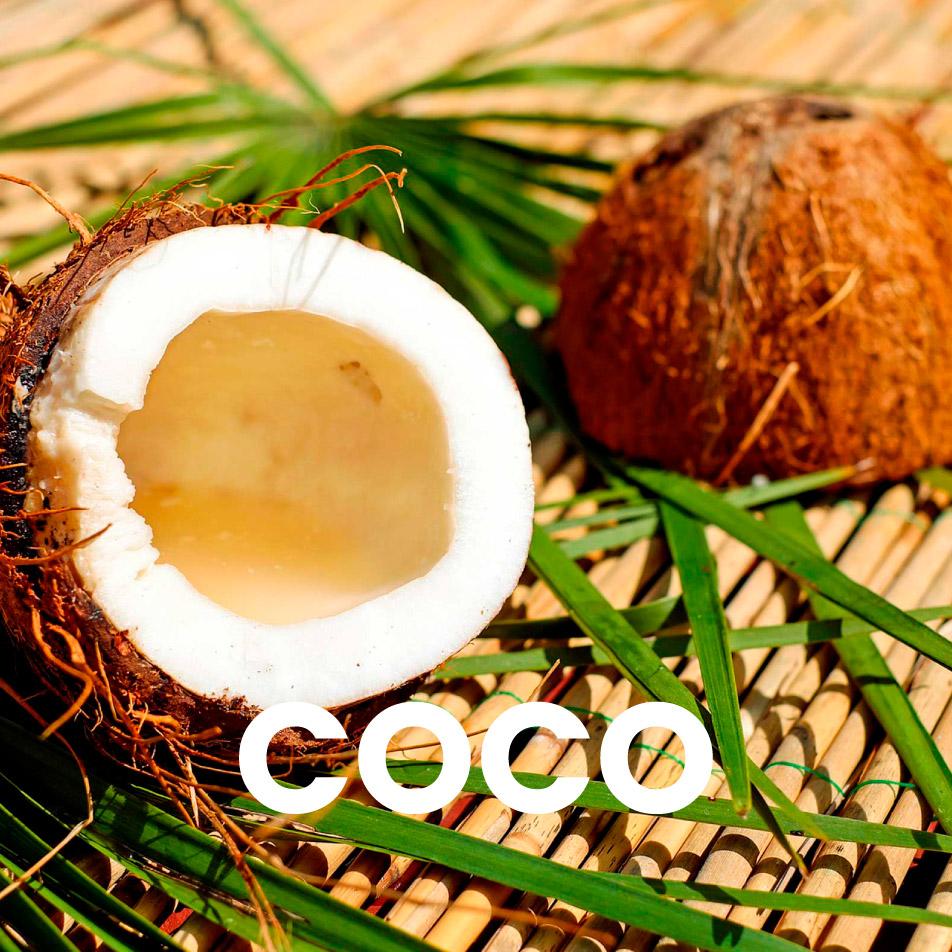 Aroma comercial – Coco
