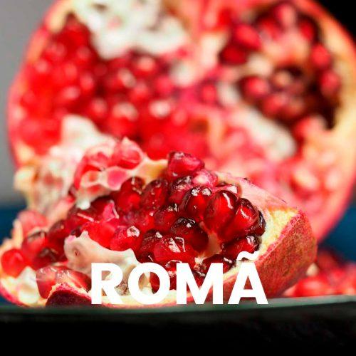 Aromas comercial - Romã